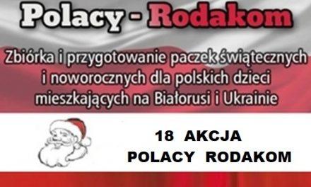18 Akcja Polacy Rodakom