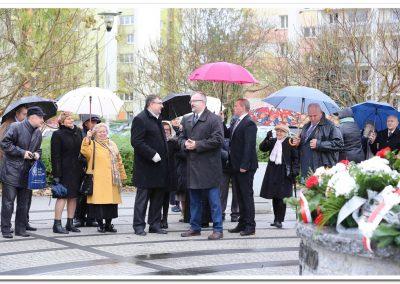 Msza Św. w rocznicę śmierci bł. ks. Jerzego Popiełuszki 2017