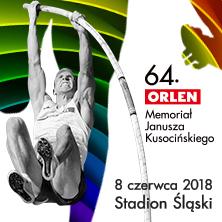 64. Memoriał Janusza Kusocińskiego