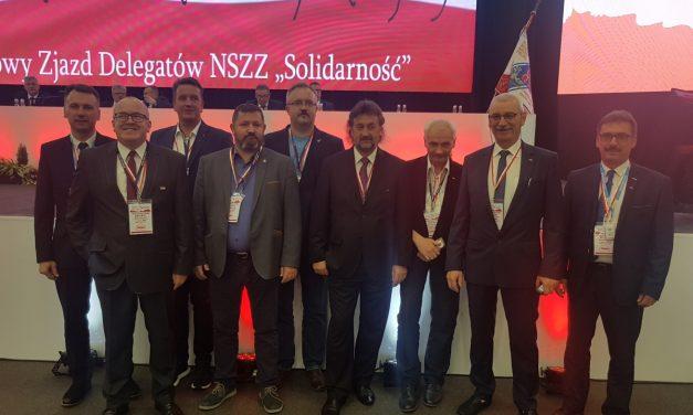 Delegaci na Krajowy Zjazd Delegatów z KSPCH