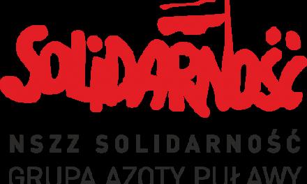 Pismo do Rady Nadzorczej Grupy Azoty i Premiera Mateusza Morawieckiego