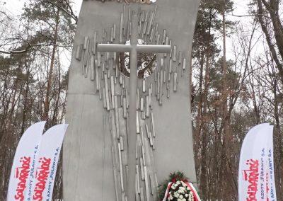 Krzyż Solidarności 1990 – 2018