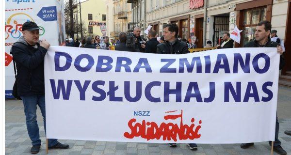Stanowisko NSZZ w sprawie utworzenia w Puławach centrum leczenia koronawirusa