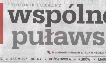 Wspólnota Puławska o sporze zbiorowym o zarządzenie nr 8