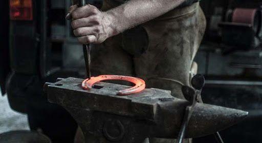 Kujemy żelazo ….