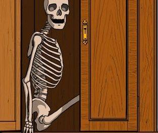 Trup w szafie – leży gęsto :)