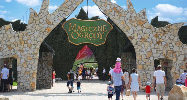 Dzień Dziecka w Magicznych Ogrodach